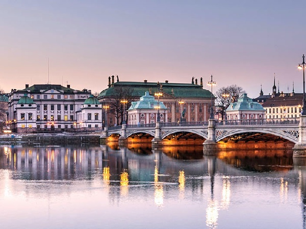 Cheap Flights from Luxembourg to Stockholm