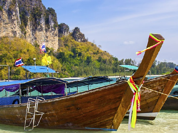 Cheap Tickets from Singapore to Krabi