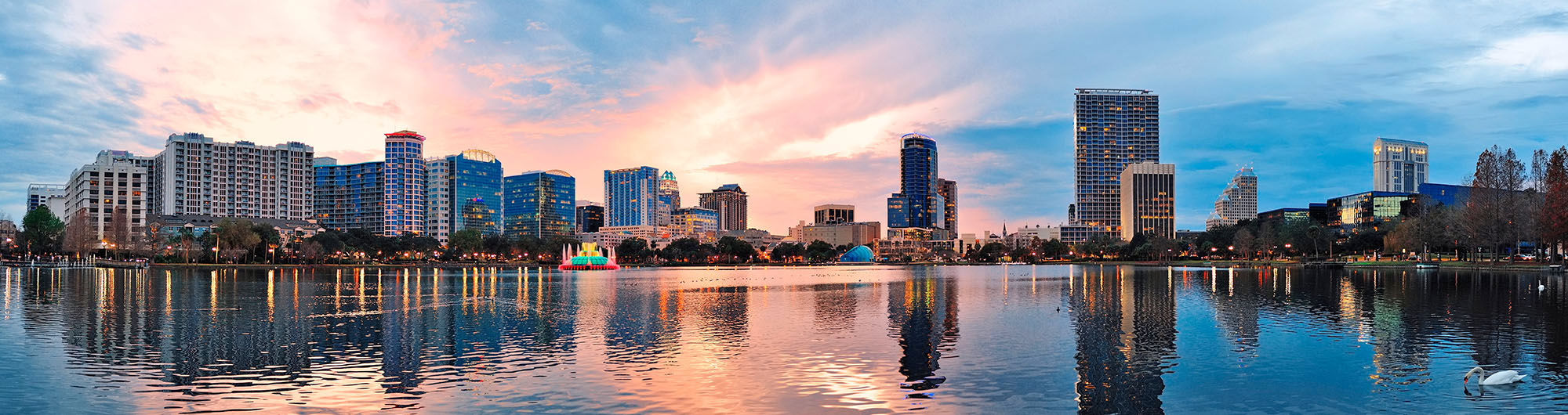 Search and compare cheap flights from Saint Lucia Island to Orlando