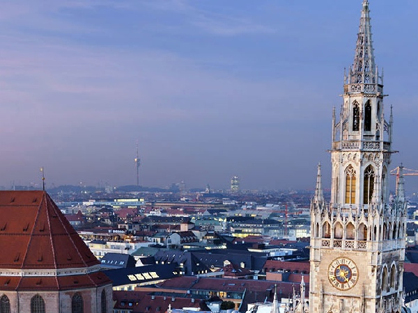 Cheap Airfares from Kuwait City to Munich