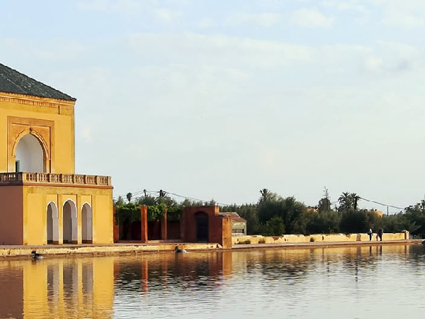 Cheap Airfares from Luxembourg to Marrakech Menara