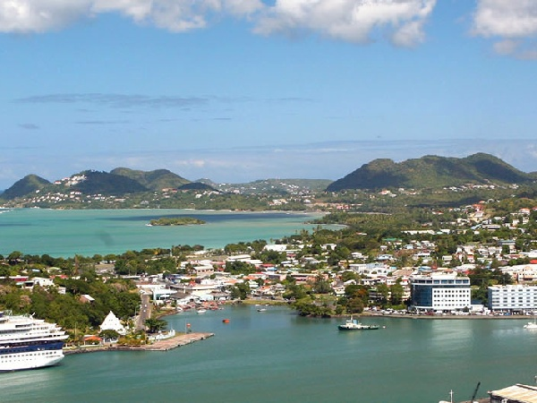 Cheap Tickets from Princess Juliana Airport to Castries