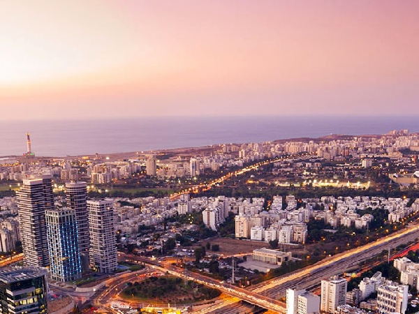 Cheap Tickets from Luxembourg to Tel Aviv