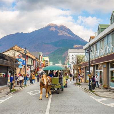 Kyushu Land Tour Package
