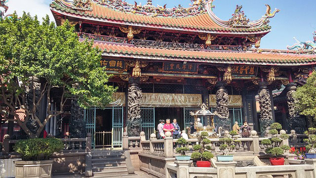 Taipei Attractions Etravel Connect Travel Guide