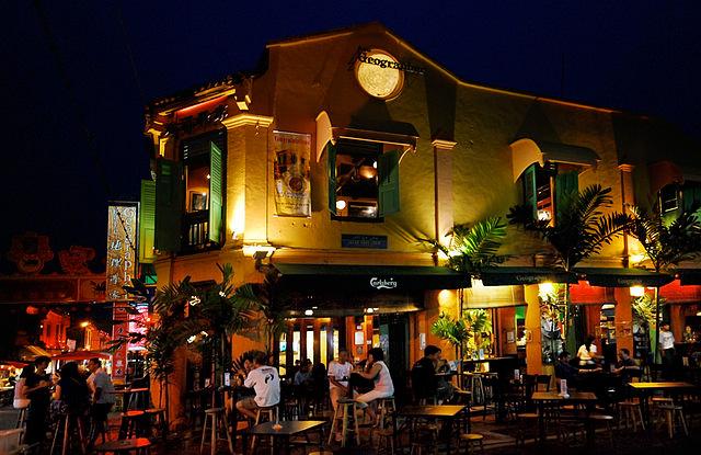 Malacca Attractions #1: Jonker Street