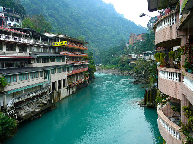 Taiwan Attractions Part Ii Taiwan Hot Springs Etravel