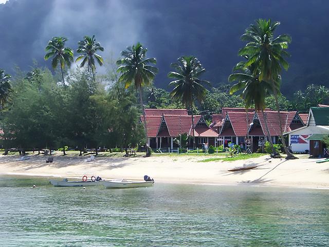 Paya Beach, Tioman Island.