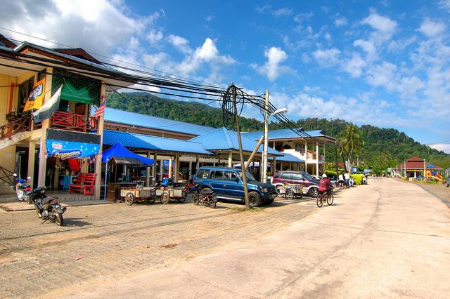 Tekek Village, Tioman Island