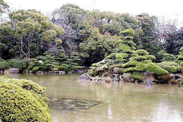 Tennoji Park, Osaka Japan