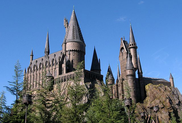 The Wizarding World of Harry Potter at Universal Studios Osaka
