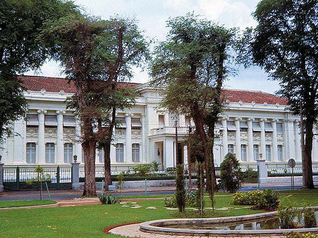 Gia Long palace, Ho Chi Minh