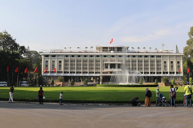 Reunification Palace, Ho Chi Minh