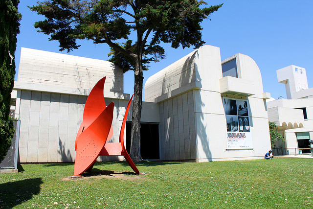 Joan Miro Foundation, Barcelona