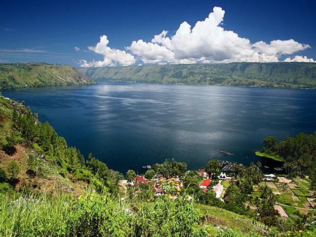 Lake Toba, Medan
