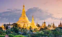 Myanmar Land Tour from Apple World Travel