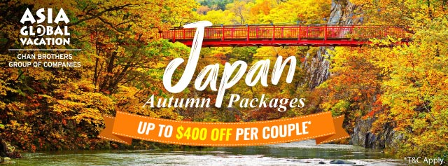 Asia Global Vacation - Japan 2018