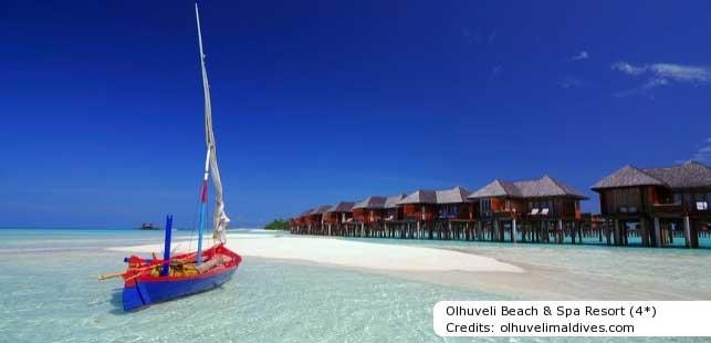 4d3n Olhuveli Beach Spa Resort 4