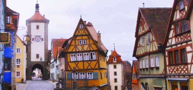 Germany Land Tour from C&E Holidays