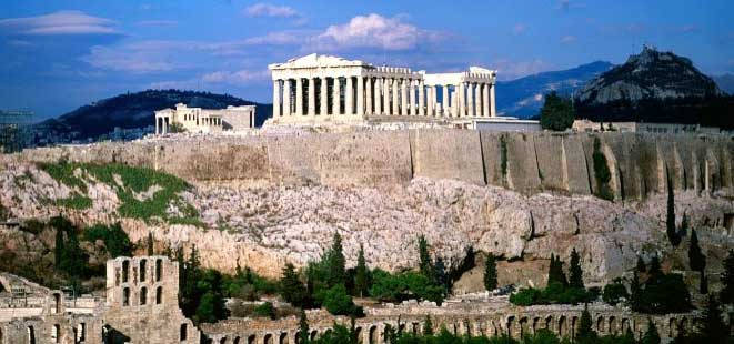 Greece Tour Packages From Qatar