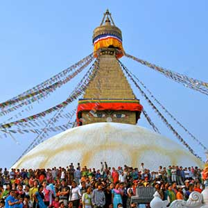 Nepal Land Tour from Chan's World Holidays
