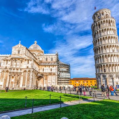 Italy Free & Easy Package from Chan Brothers Travel