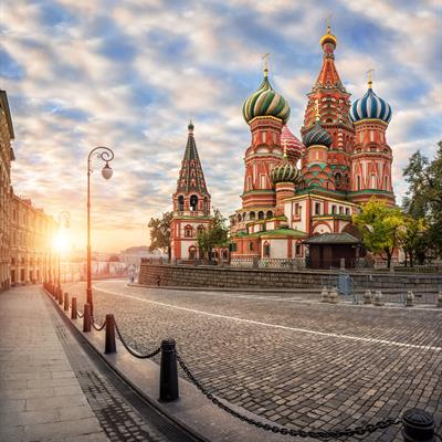 Russia Free & Easy Package from Chan Brothers Travel