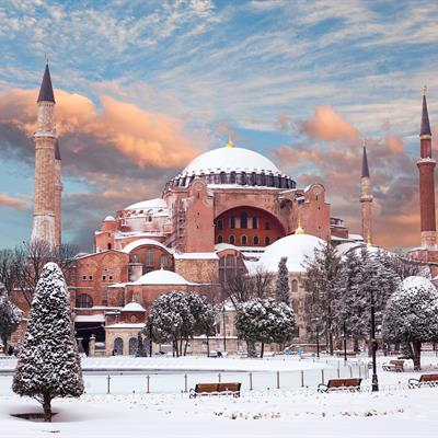Turkey Free & Easy Package from Chan Brothers Travel