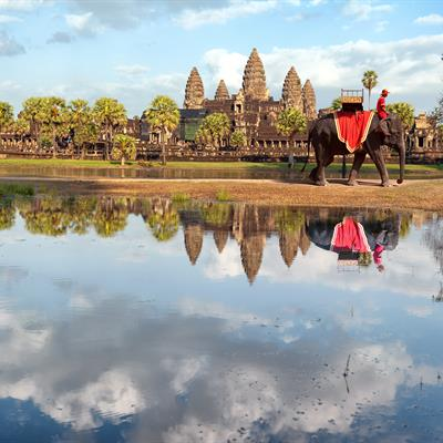 Cambodia Free & Easy Package from Chan Brothers Travel