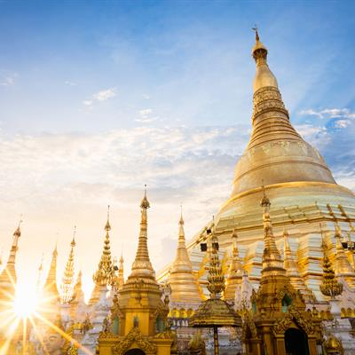Myanmar Free & Easy Package from Chan Brothers Travel