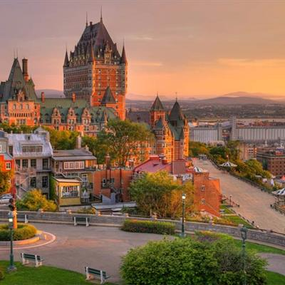 Canada Free & Easy Package from Chan Brothers Travel