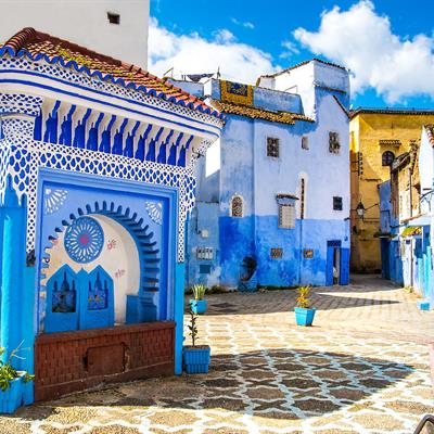 Morocco Free & Easy Package from Chan Brothers Travel