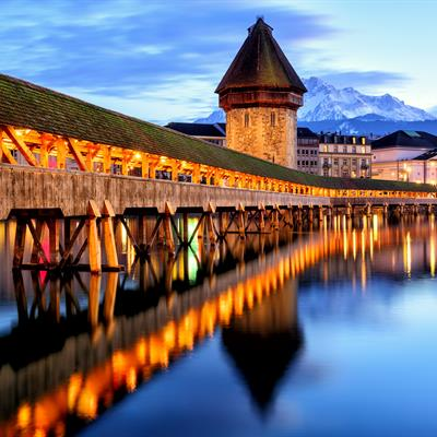 Switzerland Tour Package from Chan Brothers Travel