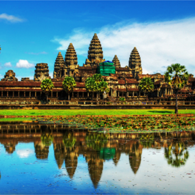 Cambodia Tour Package from Chan Brothers Travel