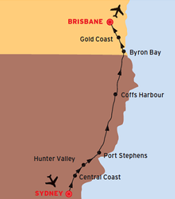 9d Sydney Amp Gold Coast Self Drive Convoy From Chan