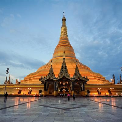Myanmar Tour Package from Chan Brothers Travel