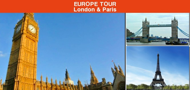 France Land Tour from C&E Holidays