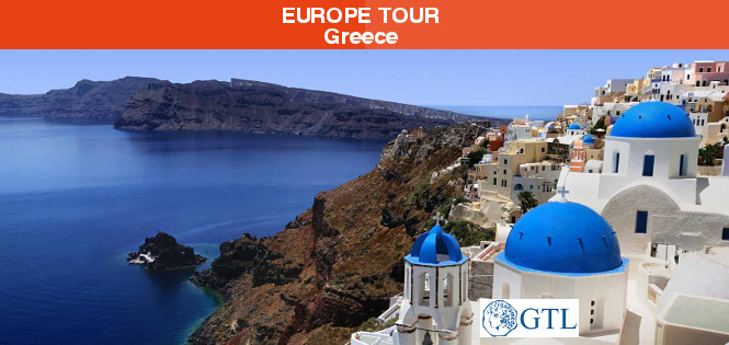 Greece Land Tour from C&E Holidays