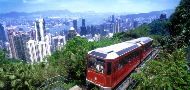 Hong Kong Land Tour from C&E Holidays