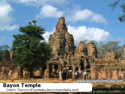 4D Angkor Wat Spectacular from C&E Holidays