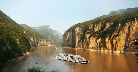 10d Yangtze River Zhangjiajie Chongqing With Famous Ge