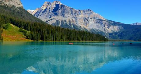 10d Canadian Rockies Summer Vacation From Ctc Travel