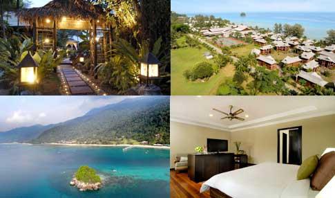3d2n Paya Beach Spa Dive Resort Romantic Package From Fascinating