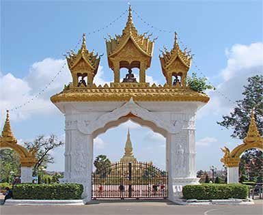 Laos Free & Easy Package from Giamso