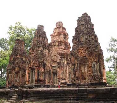 Cambodia Free & Easy Package from Giamso