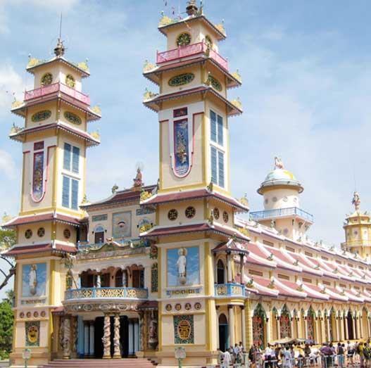 5 Days 4 Nights Saigon Heritage from Giamso