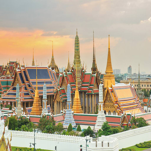Thailand Free & Easy Package from Giamso