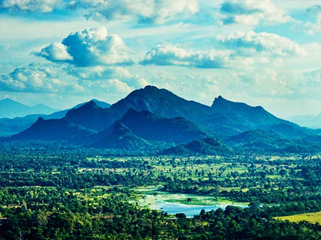 Sri Lanka Land Tour from Green Holidays