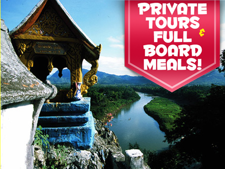 Laos Land Tour from Green Holidays