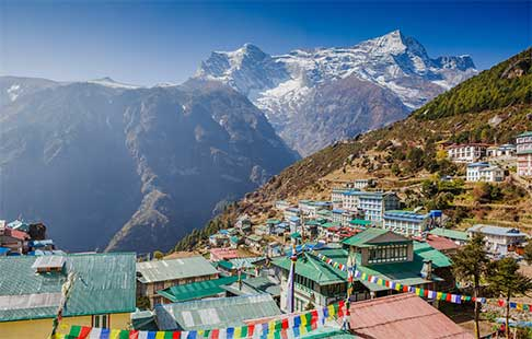 Nepal Tour Package from Lokopoko